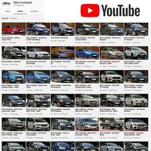 Bécsi Autópark használtautó hirdetései a Youtube- on. Autófelvásárlás, használtautó felvásárlás